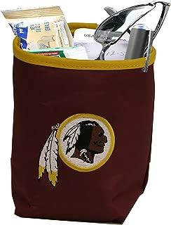 NFL Washington Redskins Logo Car Pocket Organizer - Hangs from Car Vent