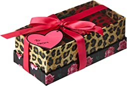 Betsey Johnson - 3-Pack Leopard and Roses