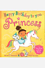 Happy Birthday to you, Princess Kindle Edition