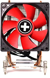 Xilence Performance C Serie | CPU Kühler | XC026 | Heatpipe | Intel | rot/schwarz