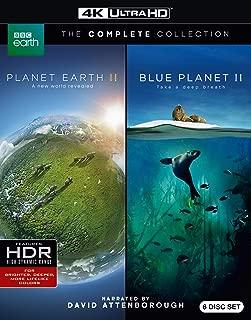 Planet Earth II / Blue Planet II (4KUHD)