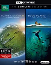 Planet Earth II / Blue Planet II (4KUHD)