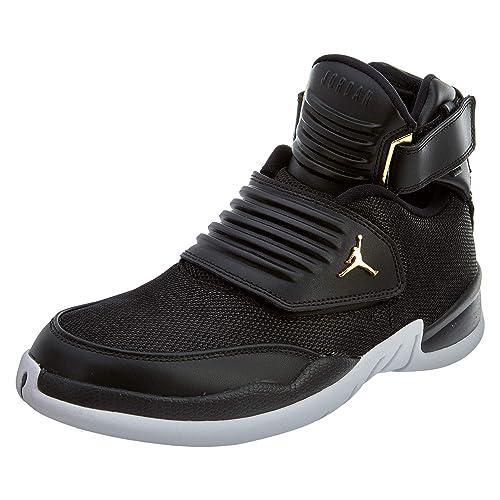 Gold and Black Jordan  Amazon.com d968d9412ff54