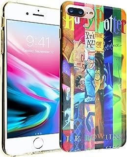 "iPhone 8 Plus Case, Harry Potter Book DURARMOR FlexArmor Flexible TPU Bumper Case Ultra Slim ScratchSafe Shock Absorbing Defender Cover for iphone 8 plus 5.5"", Harry Potter Book"