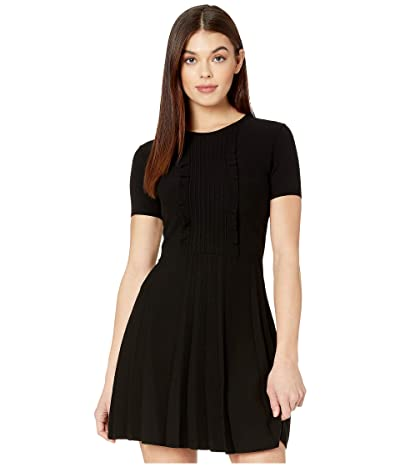 RED VALENTINO Sweater Dress (Black) Women