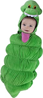 Baby Boys' Ghostbusters Slimer Swaddle Deluxe Costume