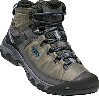Men's Targhee iii mid Leather wp-m Hiking Boot