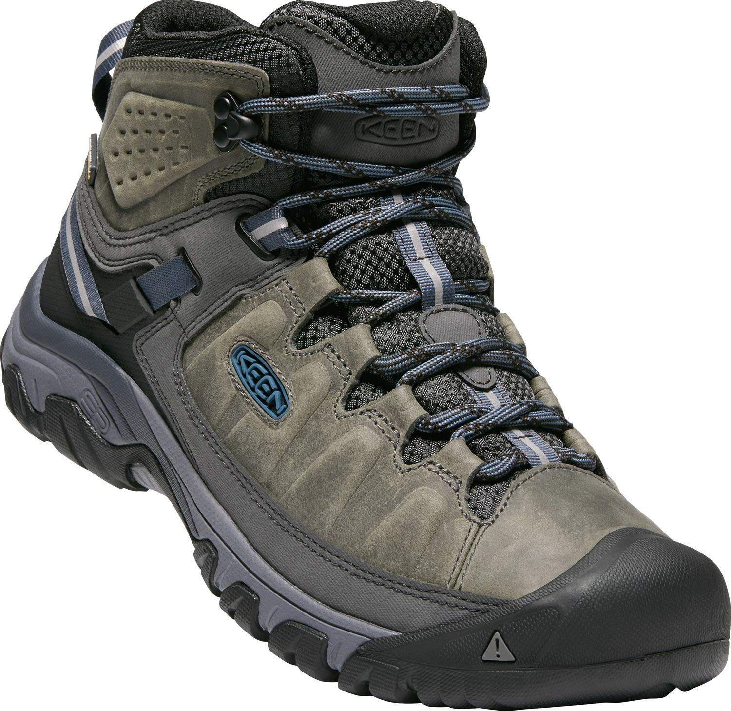 KEEN Targhee Leather Hiking Captains