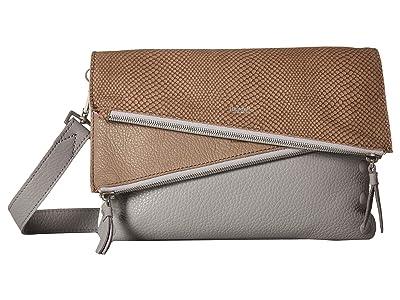 Hammitt Dillon Medium (Rocky Coast/Quicksand/Mist/Tulum/Drizzle/Pewter) Handbags