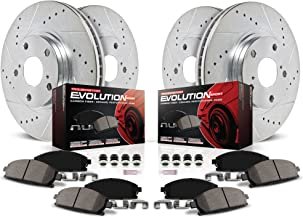evo x dba rotors