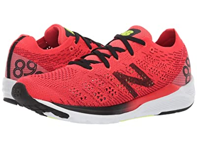 New Balance 890V7 (Energy Red/Black) Men