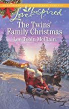 The Twins' Family Christmas: A Fresh-Start Family Romance (Redemption Ranch Book 3)