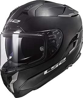 LS2 Helmets Challenger Unisex-Adult Full face Helmet Gloss Black Medium