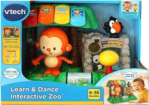 barato y de alta calidad VTech Learn and Dance Dance Dance Interactive Zoo  barato