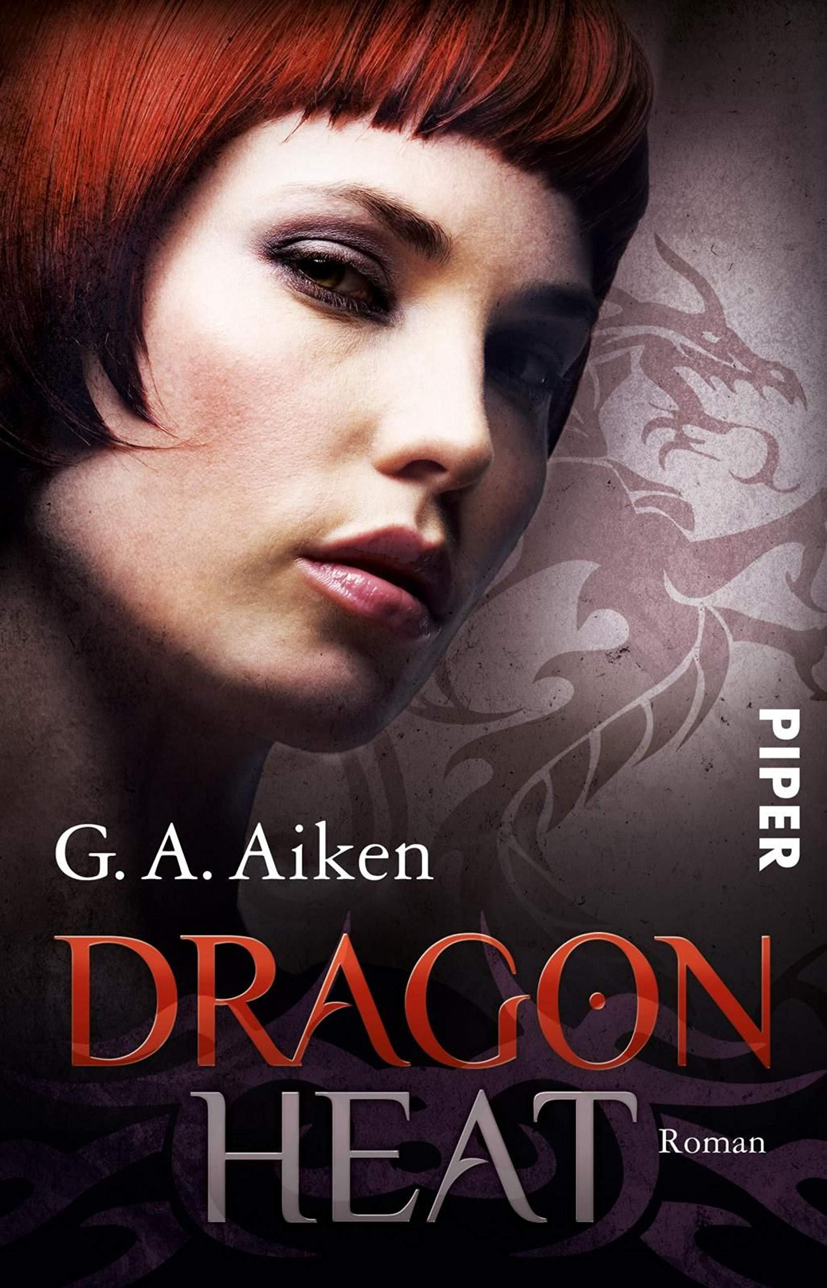 Dragon Heat: Dragons 9 (German Edition)