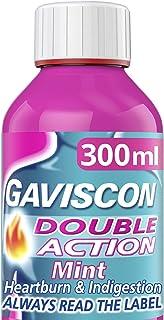 Gaviscon Double Action Heartburn Liquid Mint 300 ML