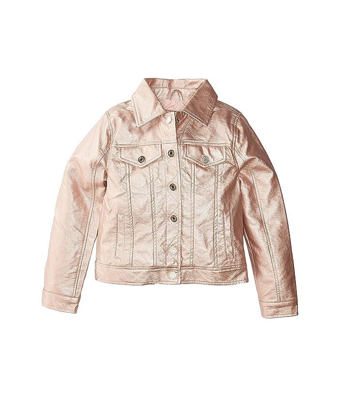 Urban Republic Kids Faux Leather Jacket (Little Kids/Big Kids)