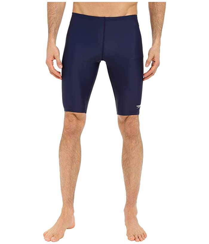 Speedo Powerflex Eco Solid Jammer (Speedo Navy) Men