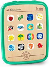 Baby Einstein Magic Touch Curiosity Tablet Wooden Musical Toy, 6 Months +