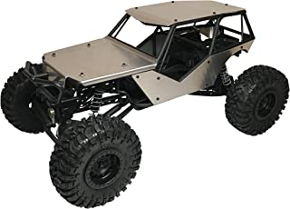 Luxury RC Axial Racing Wraith Aluminum Body Panel Kit with Full Roof