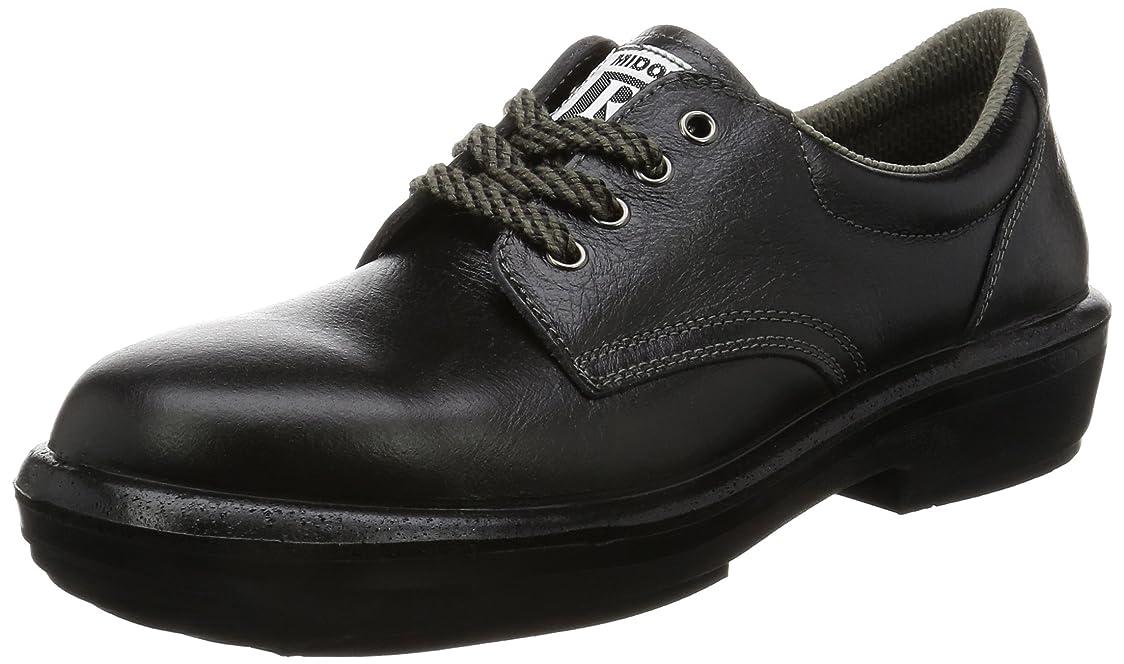 けん引画像ユーモア[ミドリ安全] 安全靴 JIS規格 H種 重作業対応 短靴 ラバーテック RTU210 メンズ