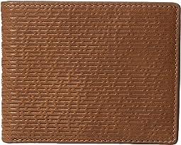 Fossil - Coby RFID Bifold w/ Flip ID