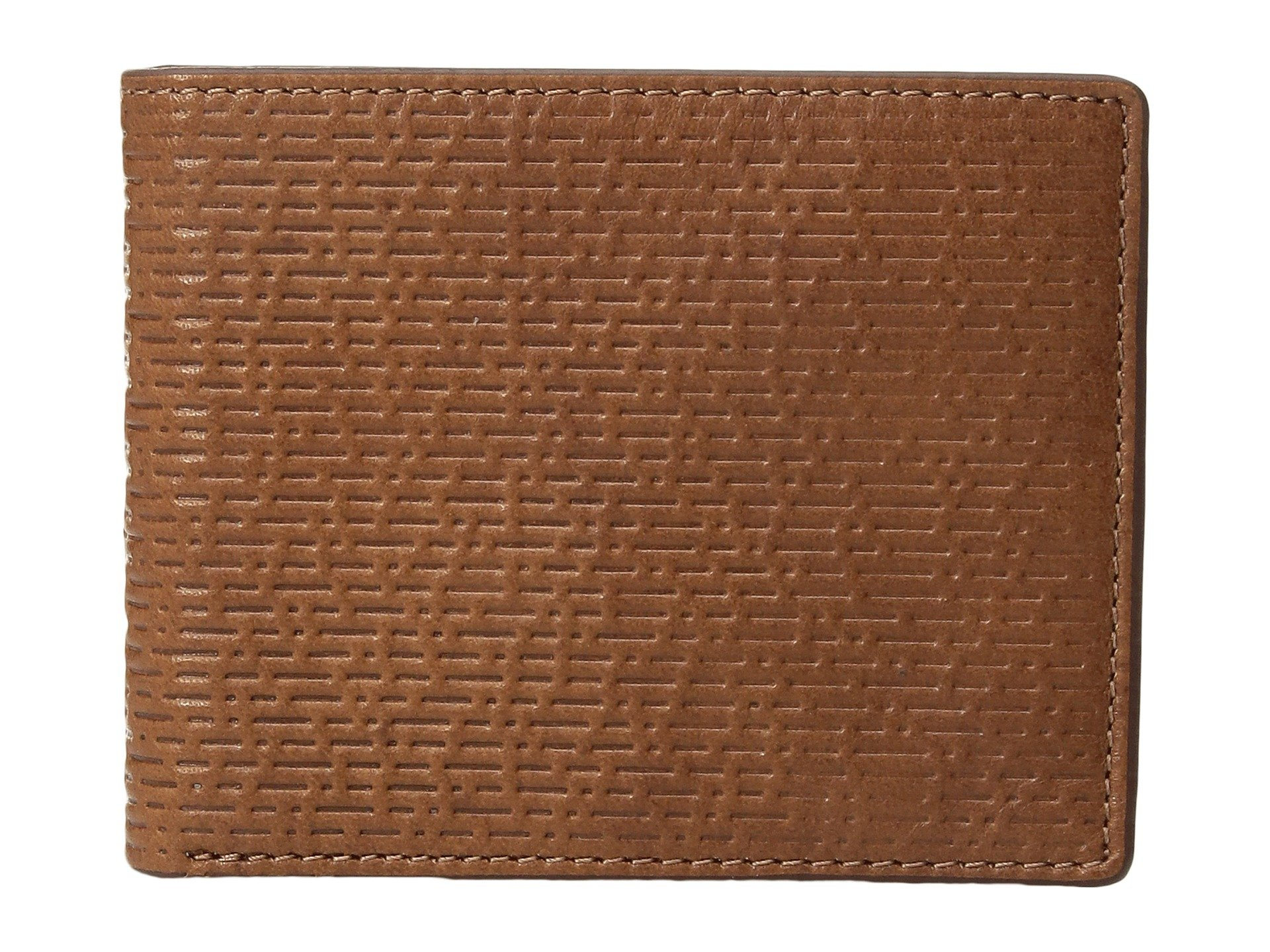 Billetera para Hombre Fossil Coby RFID Bifold w/ Flip ID  + Fossil en VeoyCompro.net