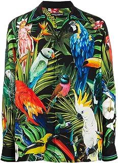 Dolce e Gabbana Luxury Fashion Mens G5GY8TFI1RLHN1MH Multicolor Shirt | Spring Summer 20