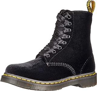 Dr. Martens Womens 1460 Pascal Velvet Boot