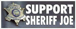 Political Bumper Sticker - Support Sheriff Joe