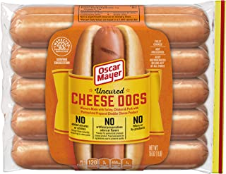Oscar Mayer Uncured Cheese Dogs (10 Count)