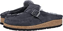 Shearling Graphite Suede/Shearling