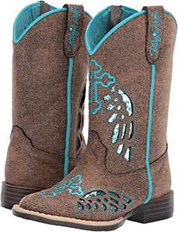 Girls Cowboy Boots + FREE SHIPPING  0d113965fa61