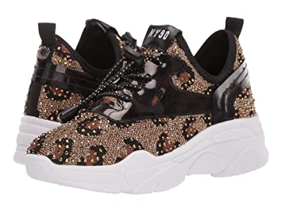 Steve Madden Kids Myles (Little Kid/Big Kid) (Leopard) Girl