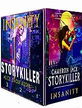 The Alice Wonder Supernatural Thriller Series Books 1-3 (The Insanity Verse)
