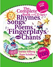 The Complete Book and CD Set of Rhymes, Songs, Poems, Fingerplays, and Chants (Complete Book Series)