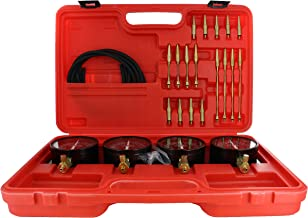 ABN Carburetor Synchronizer and Adjustment Tool Kit – Vacuum Gauge Set Gs Kz 550 650 750