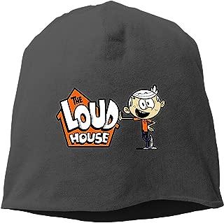 POY-SAIN The Loud House Unisex Slouchy Beanie Black