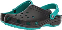 Crocs Classic Carbon Graphic Clog