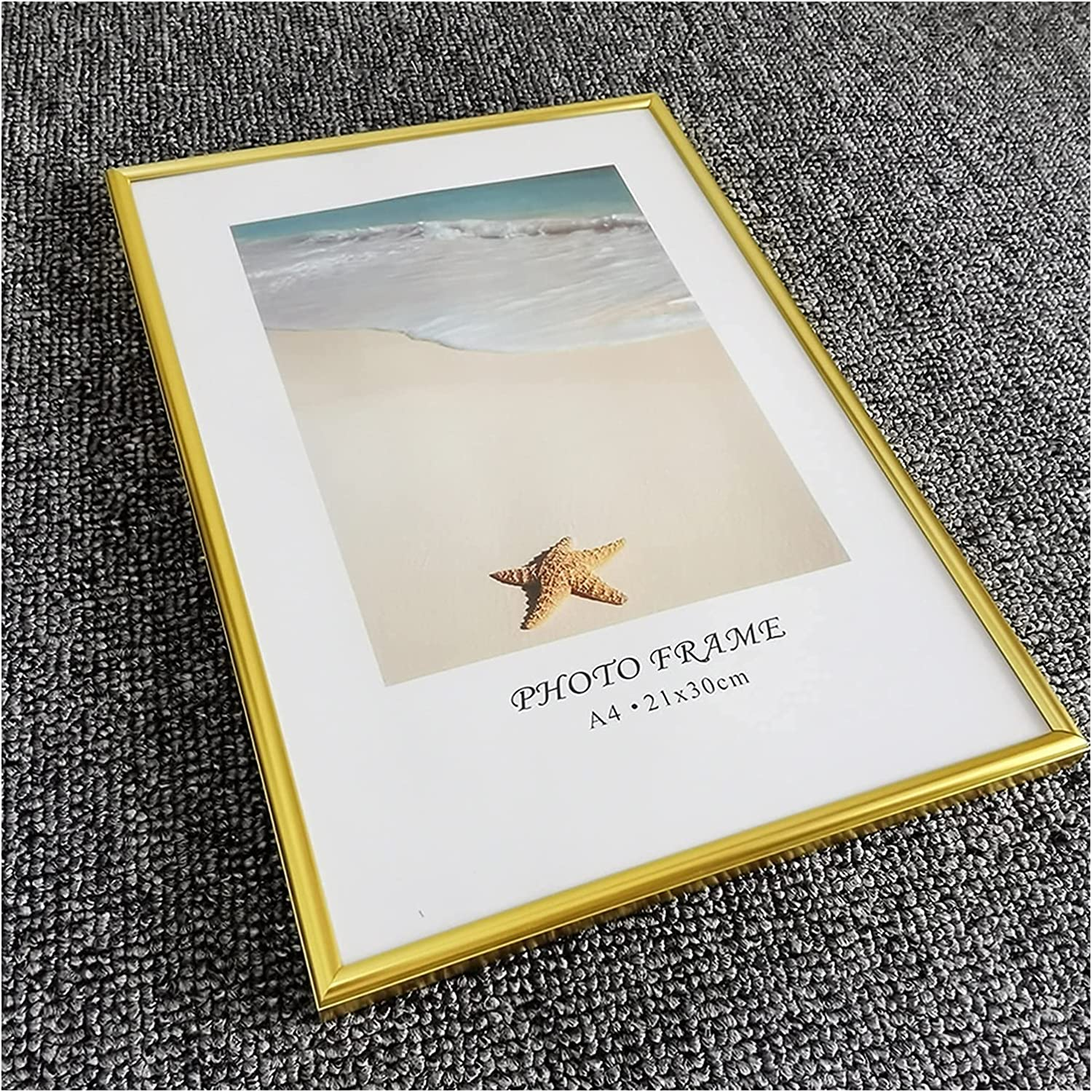 Low price YQHLHT Photo Ranking integrated 1st place Frame Classic Frames Pictures Aluminum