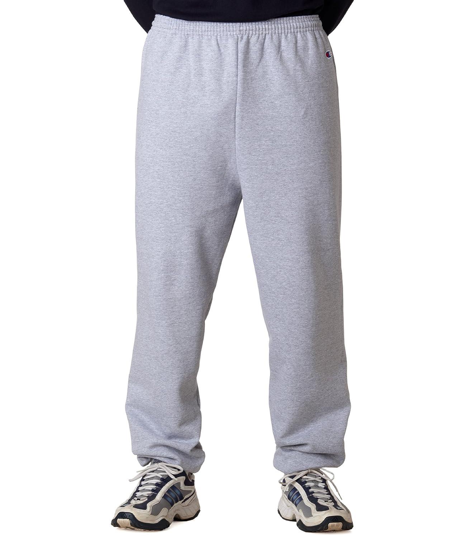 Champion?–?Eco Sweatpants with Noポケット US サイズ: S カラー: グレー