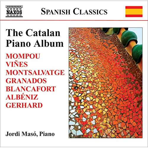 Maso, Jordi: Catalan Piano Album (The)