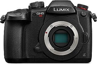 Panasonic DC-GH5SGN-K LUMIX Weather-Sealed 4K Splash/Dust/Freezeproof Camera, Black