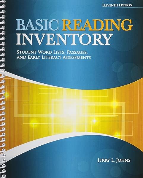 基本阅读清单学生单词列表段落和早期识字评估