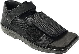 Mars Wellness Premium Post Op Broken Toe/Foot Fracture Square Toe Walking Shoe - Womens (Small)