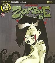Zombie Tramp #52 Mendoza Nude Risque Cover F Variant Edition Comic Book