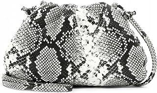 Tamaris Cynthia Clip Bag White/Black