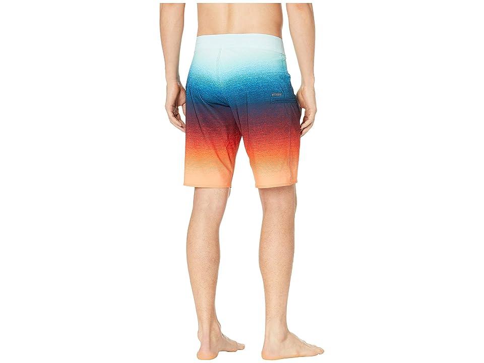 Billabong Fluid Airlite 20 (Orange) Men's Swimwear