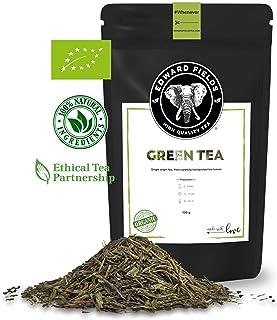 Edward Fields - Té Verde Orgánico de alta calidad.