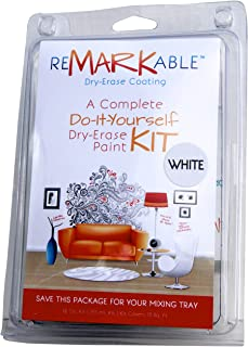 ReMARKable Whiteboard Paint 35 Square Foot Kit (White)